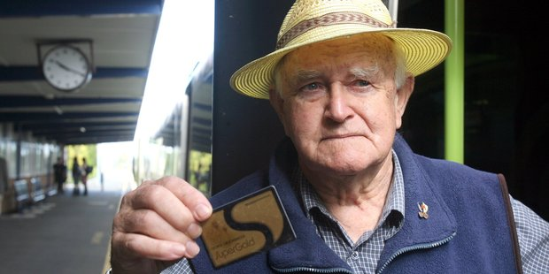 Auckland Transport says thousands of seniors either have the AT Hop card ready to go or have started the process to get one. Photo / Wairarapa Times-Age