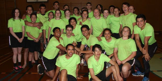 After a day of tough physical and mental challenges, 29 Dannevirke teens graduated from Cactus, last Sunday afternoon.