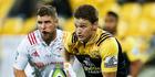 Beauden Barratt is already part of a better team. Photo / Getty Images