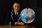 STAR MAN: Napier Boys' High School student Laird Kruger will attend USA Space Camp in July.