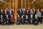 Presidents and vice presidents from vocational and technical colleges in China and staff of Waiariki Bay of Plenty Polytechnic began their week-long leadership development programme with a pohiri.