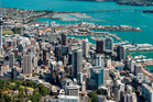Auckland continues to provide the lion's share of sales activity in New Zealand.