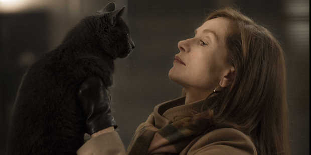 Elle is a twisted drama starring the legendary Isabelle Huppert.