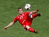 Xherdan Shaqiri's goal was arguably the best of Euro 2016 so far. Photo / AP
