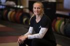 NZ weightlifter Andrea Miller. Photo / Brett Phibbs