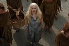 Daenerys Targaryen (Emilia Clarke) is on her way to King's Landing.