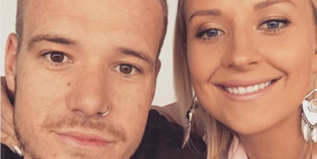 Dani Robinson has reunited with her man, YouTube star Logan Dodds, in London. Photo/Instagram