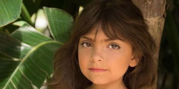 Sophia Abraham's photo shoot in a bikini has engendered outrage at her mother. Photo / Instagram