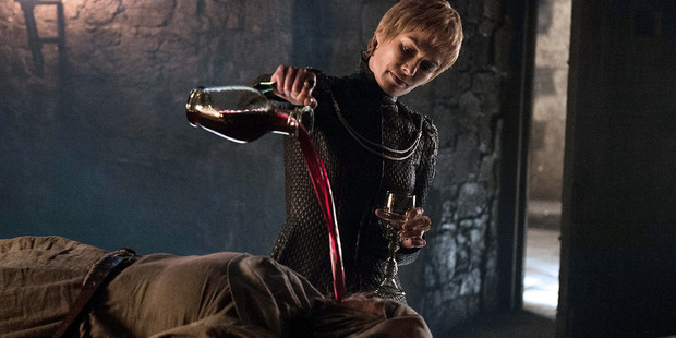 Cersei is finally back to her old self. Photo / HBO