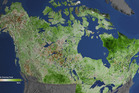 Using 29 years of data from Landsat satellites, researchers at Nasa have found extensive greening in the vegetation across Alaska and Canada. Photo / Cindy Starr-Nasa's Goddard Space Flight Centre