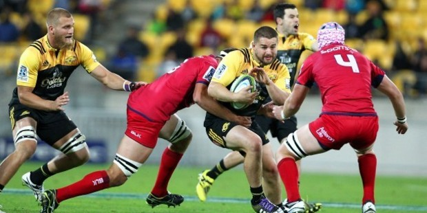Loading Dane Coles believes the Super Rugby format needs to change.