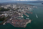 ON THE MOVE: Ports of Auckland could be moved to a new
