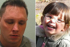 Ben Butler will serve at least 23 years in jail for beating his daughter Ellie to death. Photo / Police