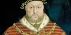 FOREBEAR: Henry VIII of England, instigator of the first Brexit. PHOTO/FILE