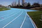 The all-weather athletics track in Masterton, where the race for answers continues. PHOTO/FILE
