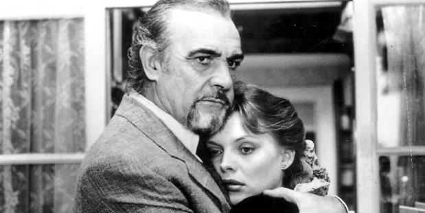 Sean Connery and Michelle Pfeiffer (pictured here in The Russia House) were the first picks. Photo / News Corp AU