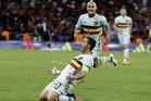 Belgium beats Hungary 4-0