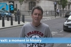Mike's Minute: Brexit - a moment in history