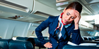 Being a flight attendant can be a tough job. Photo / iStock