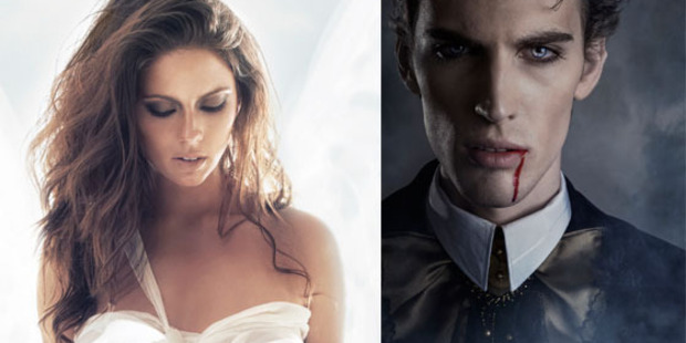 Identify the angels and vampires in your life and resolve who you should be spending more or less time with. Photos / iStock