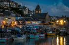 The fishing village of Looe, Cornwall. Photo / iStock