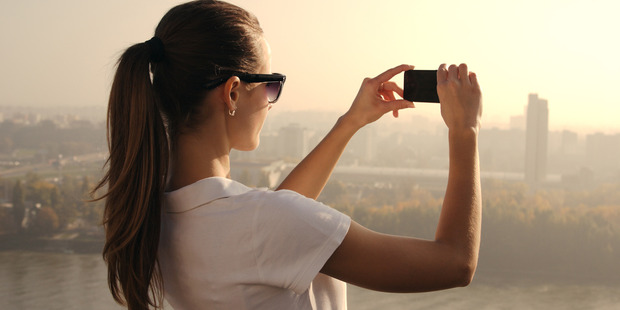 Here are 30 ways to utilise your smartphone's camera. Photo / iStock