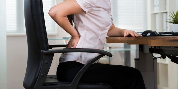 A sedentary lifestyle is largely to blame for the rise in DBS. Photo / iStock
