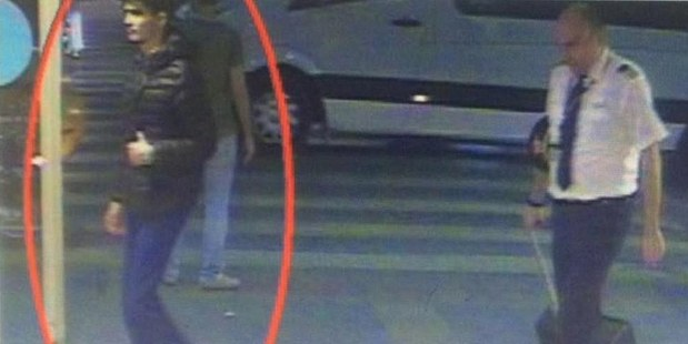 Loading The first clear picture of the man Turkish media are are claiming is one of the men who attacked Istanbul Ataturk Airport.