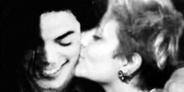 Paris Jackson's picture of what she and her dad might look like if they were together today. Photo / Instagram