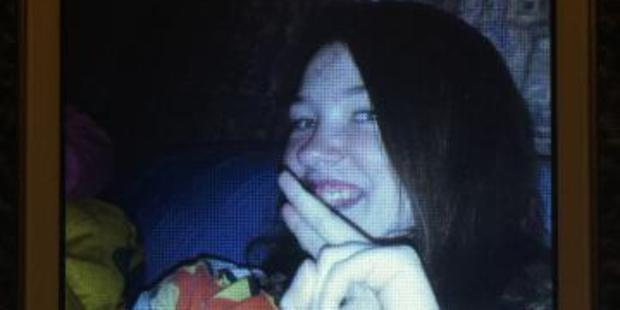 Katelyn Moreland was last seen on Wednesday night.