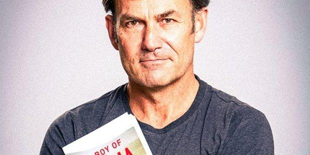 Author Richard Loseby.