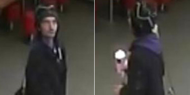 Loading CCTV images of the last known sighting of Daniel Bindner. He was photographed at 11.04pm on June 21, leaving McDonald's in Te Awamutu. Photo / Police