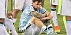 Watch: Watch: Messi retires from international football