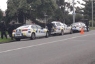 The Palmerston North suburb of Colverlea remains in lockdown this morning. Photo / Alecia Rousseau