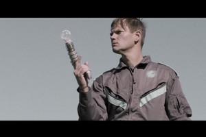 Watch: Kiwi sci-fi film took four years to make