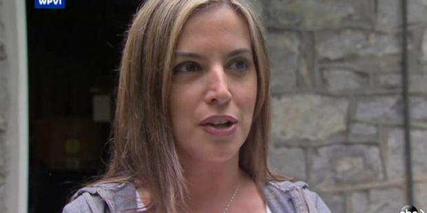 Alexandra Poulos knew there was something special about her family home. Picture: ABC