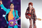 Bowie's hair, Prince's guitar sold for $210K