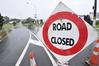 Road 'badly damaged' from last week's rain