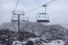 The warmest year on record has put New Zealand's snow season off to a sluggish start - and today forced operators on Mt Ruapehu to push back ski area openings that were scheduled this weekend.