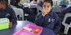 Watch: Watch: Yendarra School in Otara promoting healthy lunch boxes