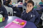 Watch: Yendarra School in Otara promoting healthy lunch boxes