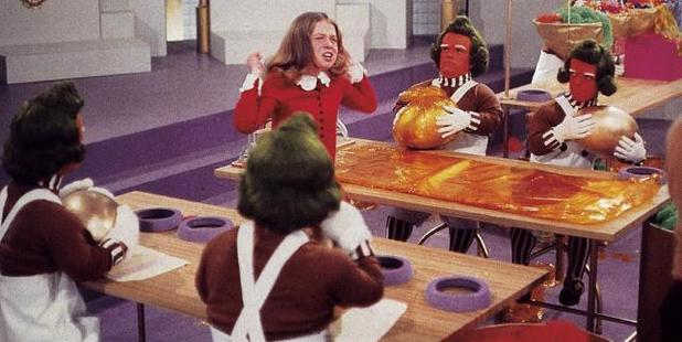 Did Wonka and the Oompa Loompas collaborate to kill the kids? Photo / News Limited