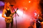 Northland band Alien Weaponry secured a place in the finals of Matariki Rhythmz for their heavy metal song in te reo Maori. Photo / Tania Whyte