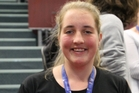 Laura Blundell, a Year 13 student from Ruawai College, has won the inaugural Massey Innovator's Award.
