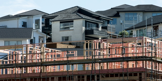 Increasing the number of dwellings in the city will make housing more affordable without eroding land value. Photo / NZME
