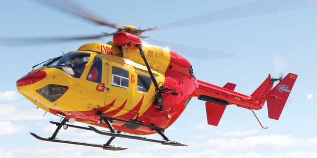 The Nelson Marlborough Rescue Helicopter. Photo / File