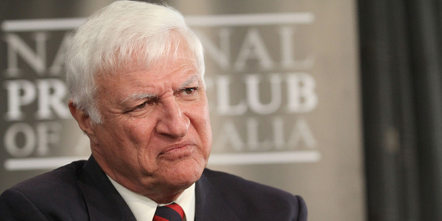 The Prime Minister will today meet with Bob Katter, who he may need to lean on in order to form government. Photo / Gettyimages