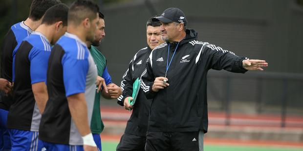 Colin Cooper has been retain as the Maori All Blacks head coach. Photo / Getty