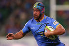 Pek Cowan has been stripped of the Western Force captaincy. Photo / Getty