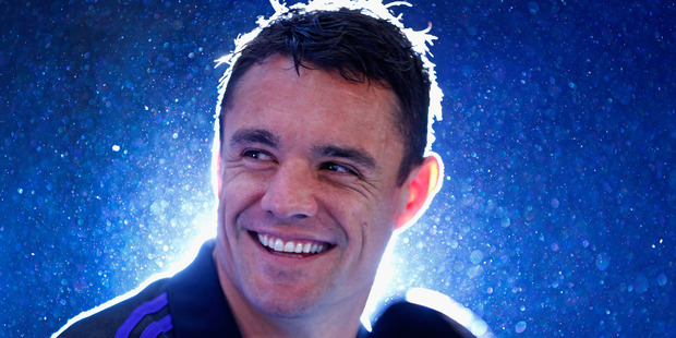 Taking a sabbatical helped Dan Carter, among others, extend their careers to the 2015 World Cup. Photo / Getty